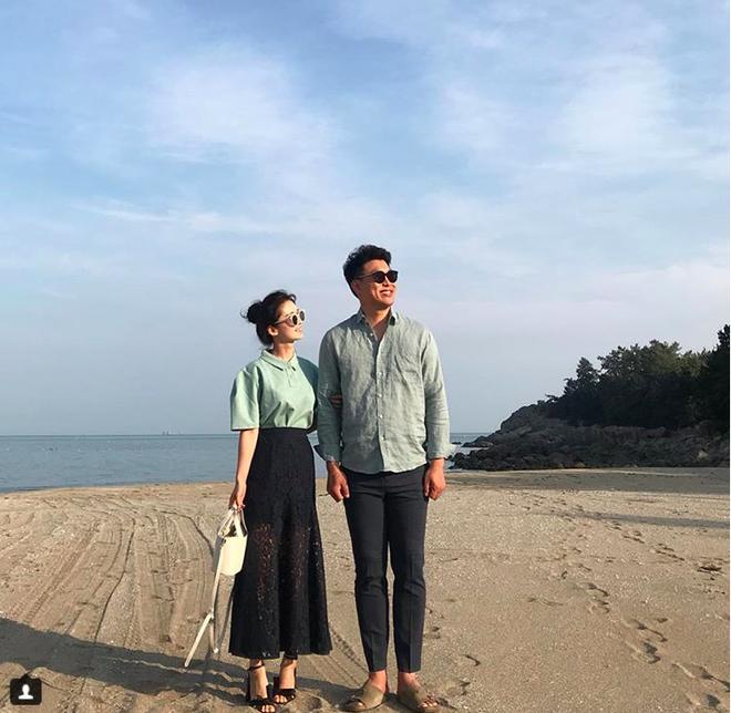 Gặp gỡ cặp đôi Hàn Quốc này để thêm ý tưởng diện đồ đôi cùng nửa kia - Ảnh 8.