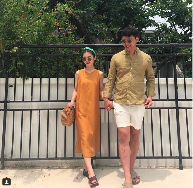 Gặp gỡ cặp đôi Hàn Quốc này để thêm ý tưởng diện đồ đôi cùng nửa kia - Ảnh 10.