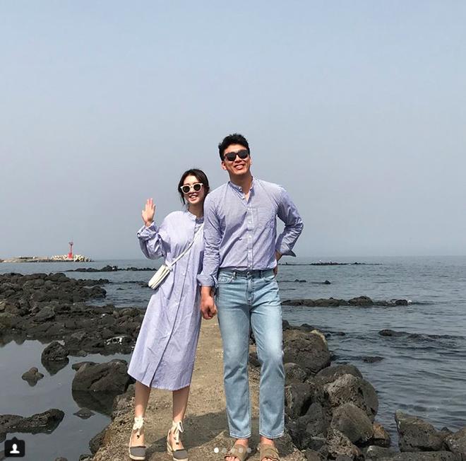 Gặp gỡ cặp đôi Hàn Quốc này để thêm ý tưởng diện đồ đôi cùng nửa kia - Ảnh 18.