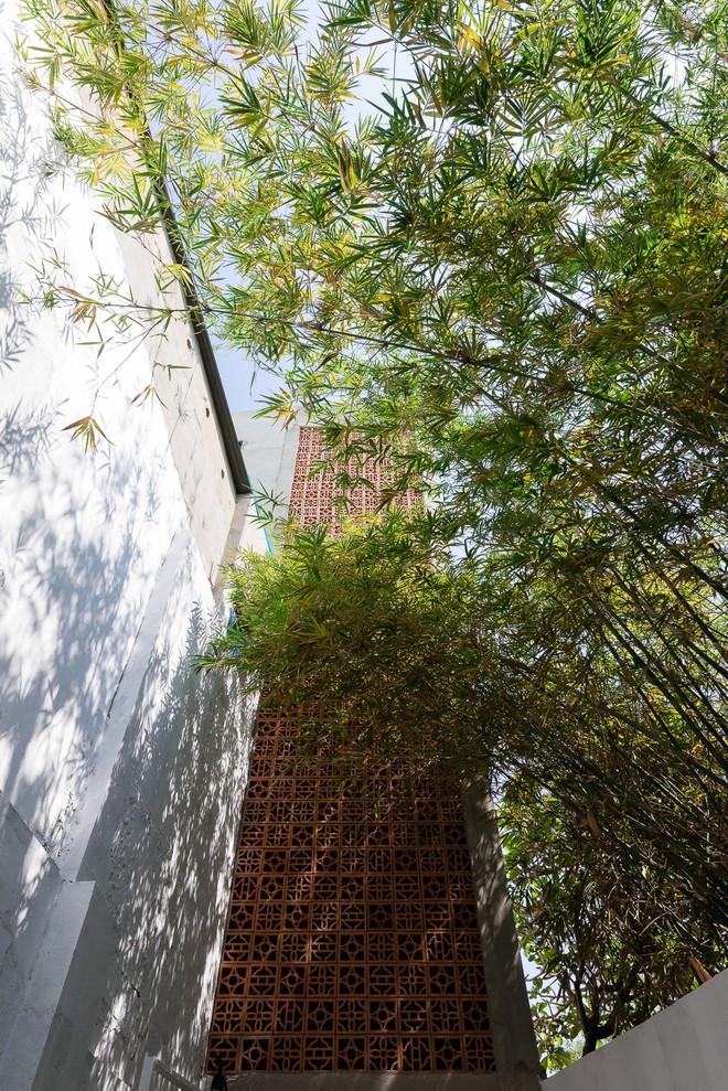Ngôi nhà trong hẻm nhỏ chỉ bước chân về đã thấy mỏi mệt dừng nơi cánh cửa ở Sài Gòn - Ảnh 1.