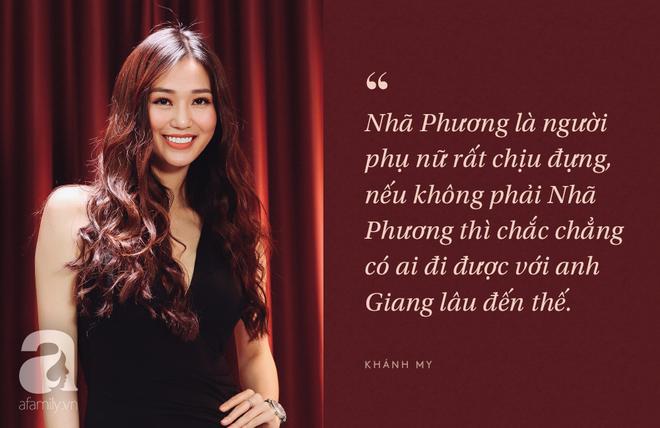 [ĐỘC QUYỀN] Khánh My lần đầu lên tiếng: Trường Giang theo đuổi tôi trong thời gian hẹn hò với Nhã Phương - Ảnh 7.