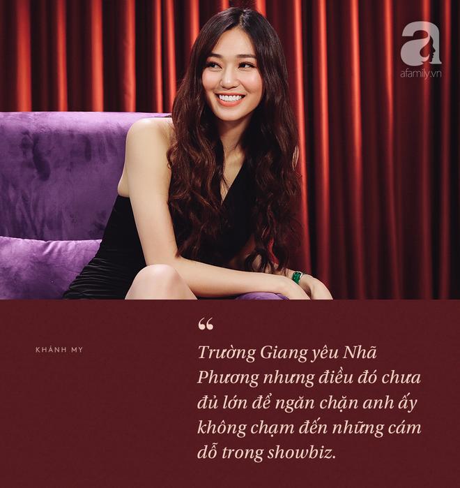 [ĐỘC QUYỀN] Khánh My lần đầu lên tiếng: Trường Giang theo đuổi tôi trong thời gian hẹn hò với Nhã Phương - Ảnh 4.
