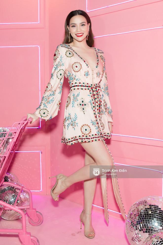 Hồ Ngọc Hà quá tài tình khi biến váy ngủ từ năm ngoái thành váy đi sự kiện sang chảnh - Ảnh 1.