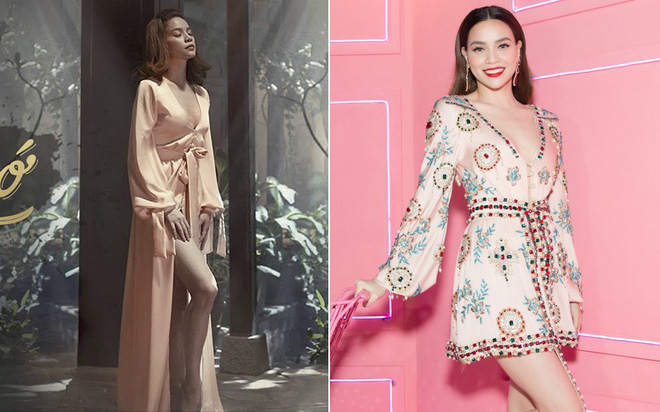 Hồ Ngọc Hà quá tài tình khi biến váy ngủ từ năm ngoái thành váy đi sự kiện sang chảnh - Ảnh 5.