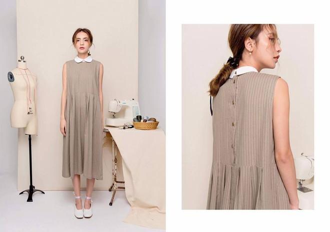 Mát lịm với 15 mẫu váy tay cộc mỏng nhẹ, mà giá loanh quanh 700 ngàn đồng dành cho các nàng dịp hè này - Ảnh 18.