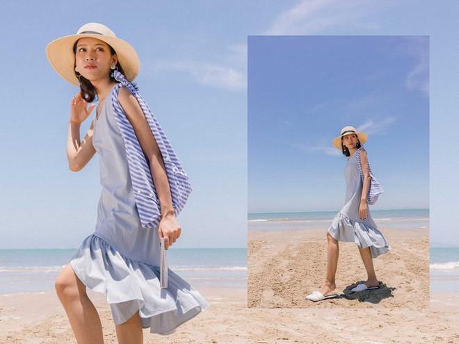 Mát lịm với 15 mẫu váy tay cộc mỏng nhẹ, mà giá loanh quanh 700 ngàn đồng dành cho các nàng dịp hè này - Ảnh 8.