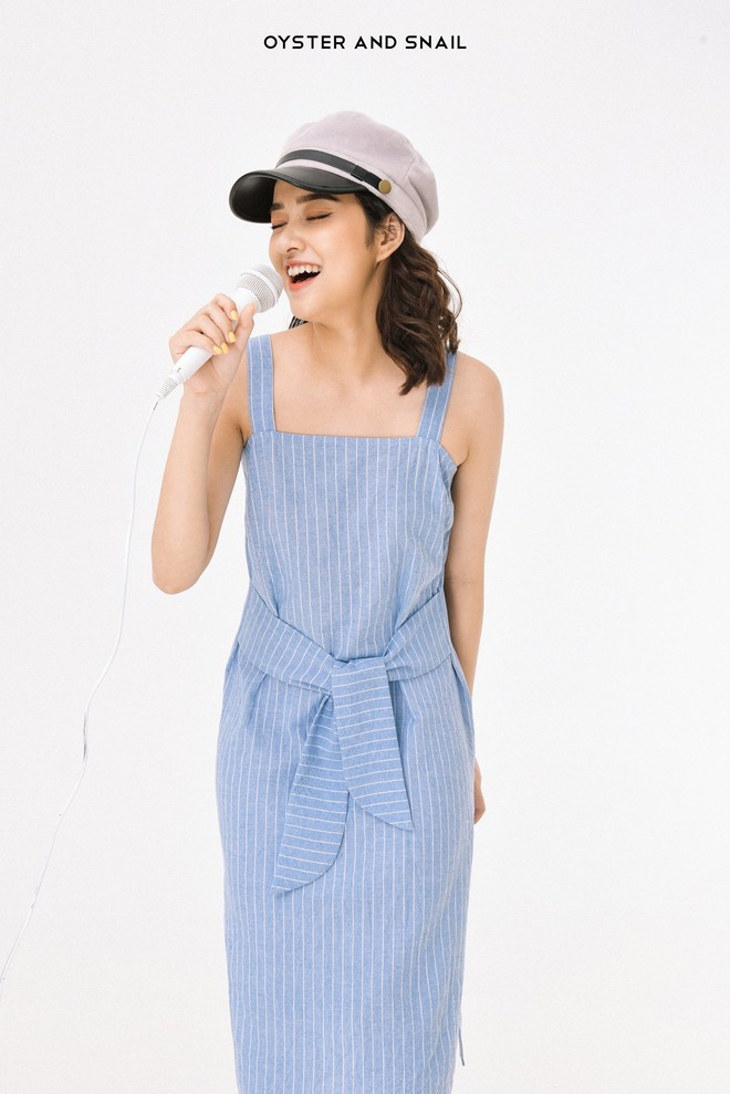 Mát lịm với 15 mẫu váy tay cộc mỏng nhẹ, mà giá loanh quanh 700 ngàn đồng dành cho các nàng dịp hè này - Ảnh 1.