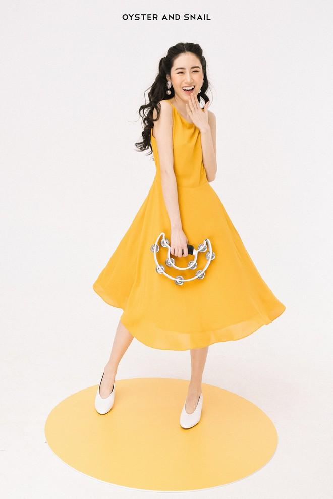 Mát lịm với 15 mẫu váy tay cộc mỏng nhẹ, mà giá loanh quanh 700 ngàn đồng dành cho các nàng dịp hè này - Ảnh 2.