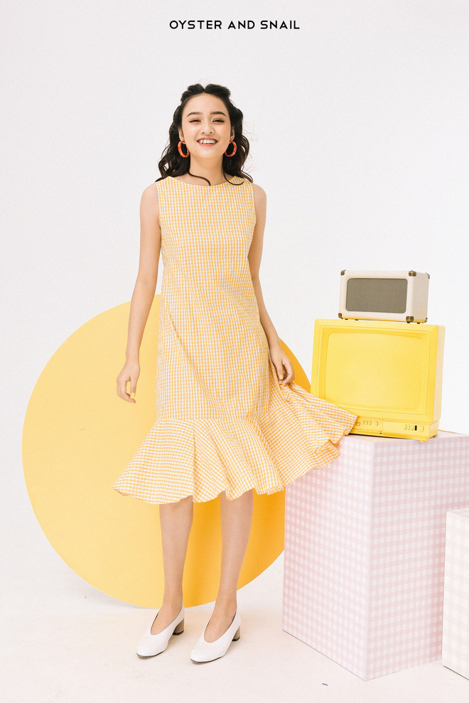 Mát lịm với 15 mẫu váy tay cộc mỏng nhẹ, mà giá loanh quanh 700 ngàn đồng dành cho các nàng dịp hè này - Ảnh 5.