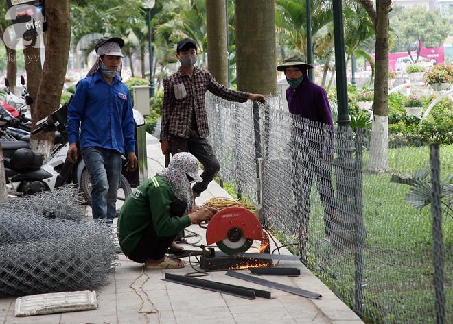 Chùm ảnh phố đi bộ Trịnh Công Sơn gấp rút hoàn thiện trước giờ G - Ảnh 10.