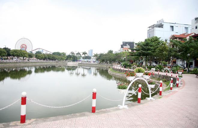 Chùm ảnh phố đi bộ Trịnh Công Sơn gấp rút hoàn thiện trước giờ G - Ảnh 5.
