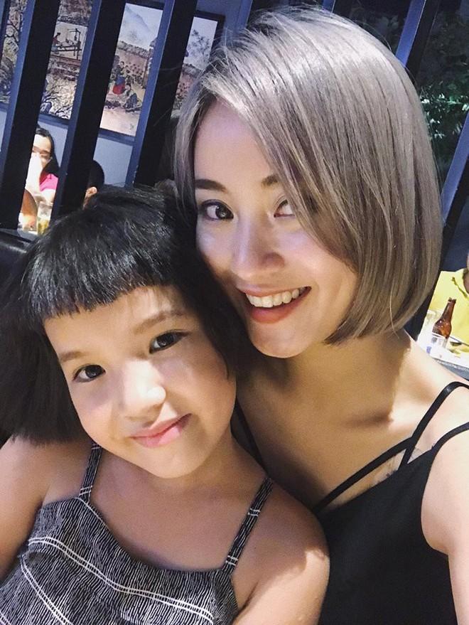 Mi Vân – từ hot girl đời đầu vạn người mê đến bà mẹ đơn thân quyến rũ nóng bỏng - Ảnh 3.