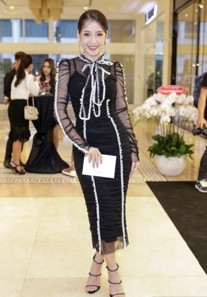 Cùng 1 chiếc đầm hiệu: Yoona được khen đẹp, Chi Pu bị chê sến và bạn hãy tự đánh giá Hari Won - Ảnh 4.