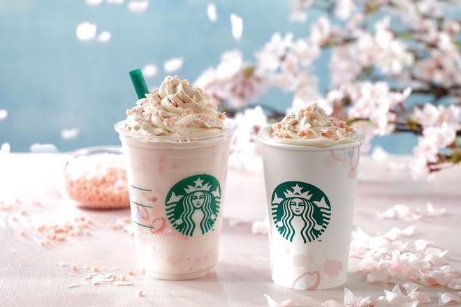 Bất ngờ món đồ uống sáng tạo của Starbucks ở châu Á - Ảnh 1.