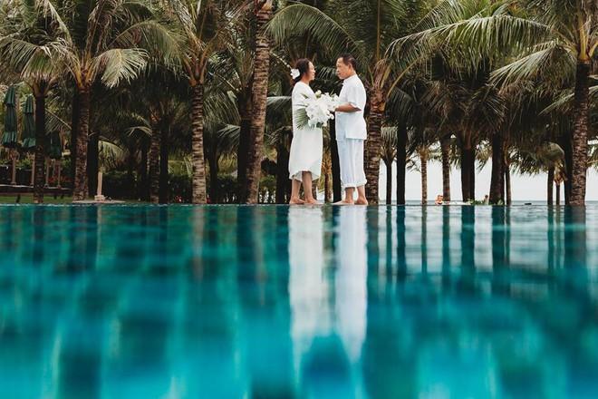 Ảnh cưới vui chất ngất của cặp đôi U50 đã sống thật 35 hạnh phúc lại có 2 phù dâu một tay lo tất tần tật - Ảnh 6.