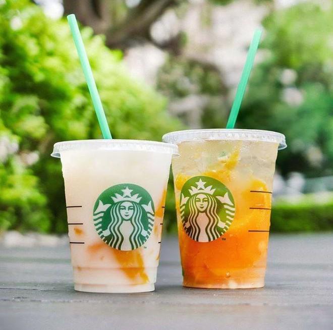 Bất ngờ món đồ uống sáng tạo của Starbucks ở châu Á - Ảnh 4.