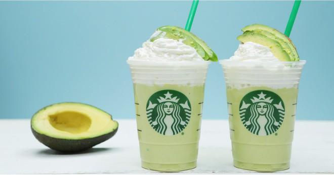 Bất ngờ món đồ uống sáng tạo của Starbucks ở châu Á - Ảnh 5.