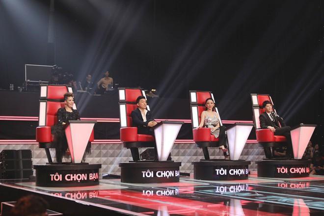 Noo Phước Thịnh nóng mặt tranh cãi gay gắt với Tóc Tiên quên cả Lam Trường, Thu Phương - Ảnh 1.