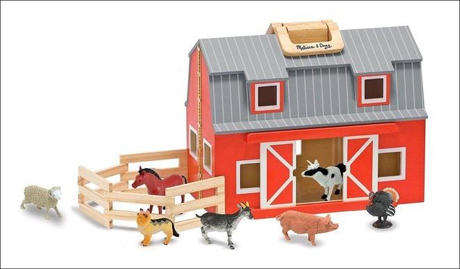 9 món đồ chơi theo phương pháp Montessori giúp trẻ thông minh hơn - Ảnh 1.