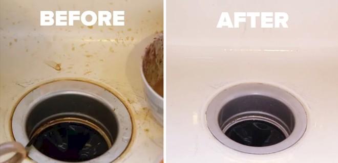 12 mẹo làm sạch cực nhanh và rẻ từ nguyên liệu sẵn có trong nhà - Ảnh 7.