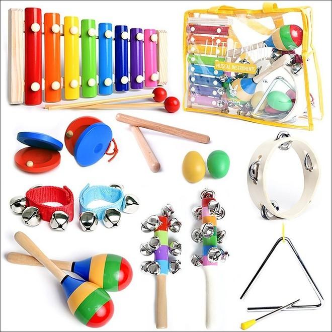 9 món đồ chơi theo phương pháp Montessori giúp trẻ thông minh hơn - Ảnh 7.