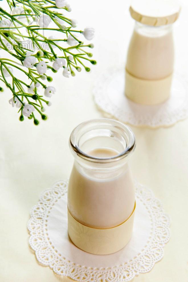 Mẹ Tubi chia sẻ cách làm sữa chua sầu riêng ngon nhức nhối ăn là ghiền - Ảnh 8.
