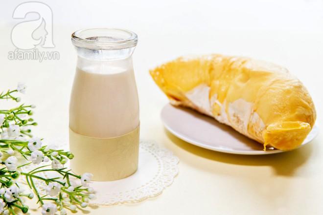 Mẹ Tubi chia sẻ cách làm sữa chua sầu riêng ngon nhức nhối ăn là ghiền - Ảnh 1.
