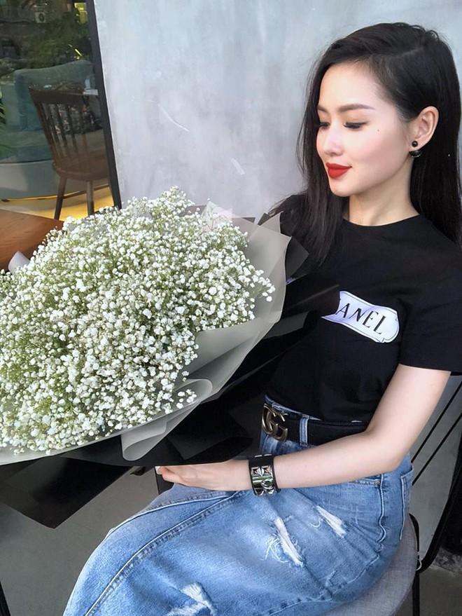 Ghen tị với tổ ấm chồng chiều con ngoan của những hot girl Việt đình đám - Ảnh 12.