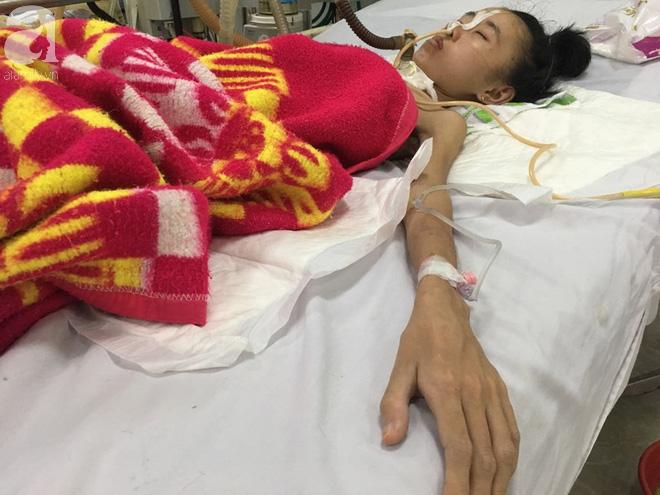 """Người mẹ trẻ nặng 20kg giành giật từng ngày để nuôi thai nhi 5 tháng tuổi: """"Em phải sống để nhìn thấy con rồi chết cũng mãn nguyện"""" - ảnh 7"""