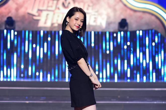 Cười ngất trước cảnh Chi Pu dạy Lan Ngọc - Lâm Vỹ Dạ nhảy múa - Ảnh 4.