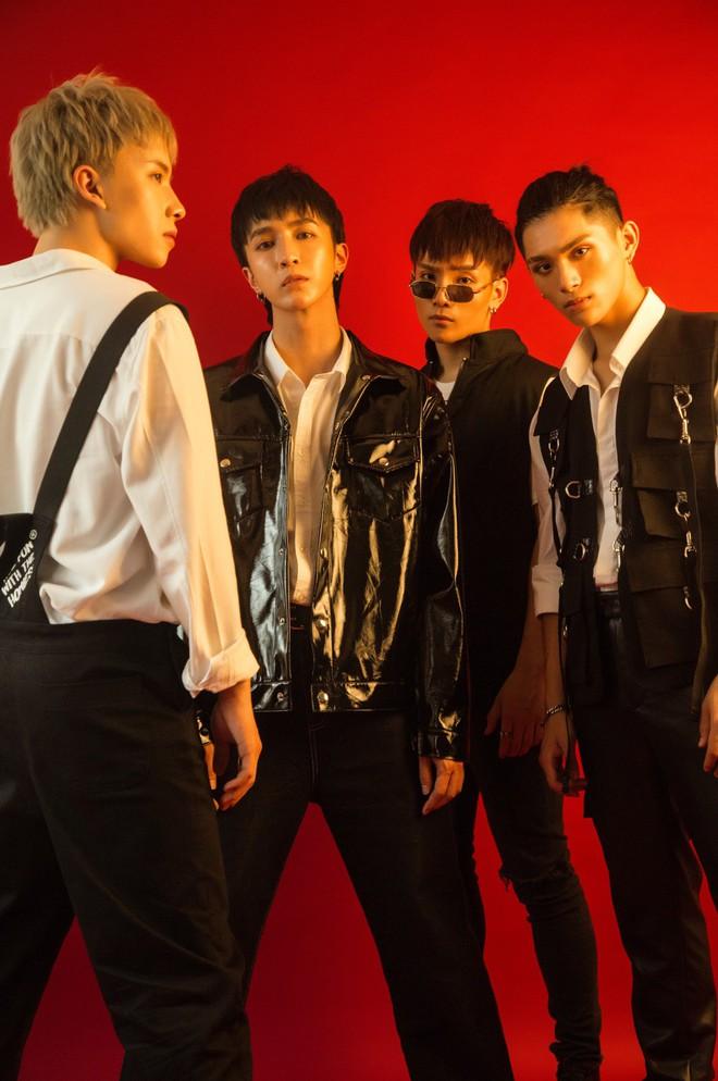 Chính thức trở lại đường đua Vpop, nhóm Monstar gây bất ngờ với thành viên mới - Ảnh 6.