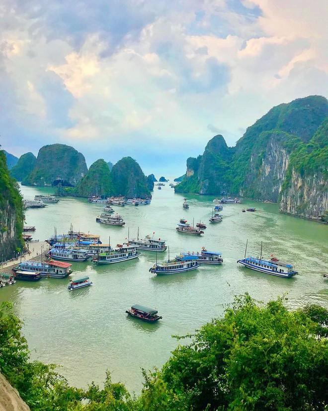 4 điểm du lịch khiến khách Tây say mê ở Việt Nam - Ảnh 1.
