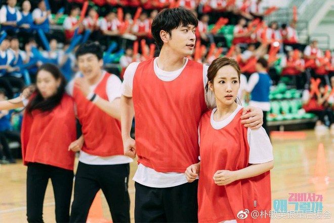 Ai ngờ được khi ghen Park Seo Joon cũng đẹp trai và cực đáng yêu đến cỡ này - Ảnh 5.