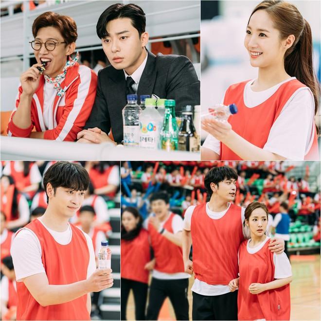 Ai ngờ được khi ghen Park Seo Joon cũng đẹp trai và cực đáng yêu đến cỡ này - Ảnh 1.