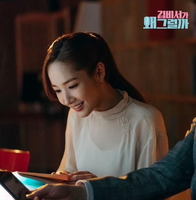 Thư ký Kim lại khiến fan rụng tim khi hé lộ buổi hẹn hò lãng mạn trong thư viện - ảnh 2