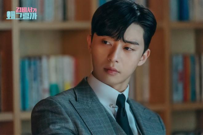 Thư ký Kim lại khiến fan rụng tim khi hé lộ buổi hẹn hò lãng mạn trong thư viện - ảnh 3