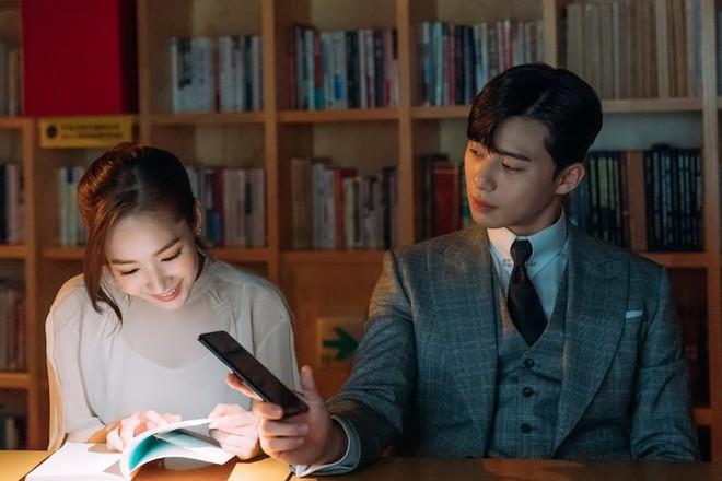 Thư ký Kim lại khiến fan rụng tim khi hé lộ buổi hẹn hò lãng mạn trong thư viện - ảnh 4