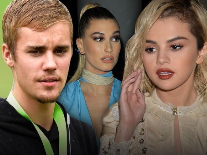 Selena Gomez đau đớn khi Justin Bieber ở bên cạnh siêu mẫu nóng bỏng - Ảnh 1.
