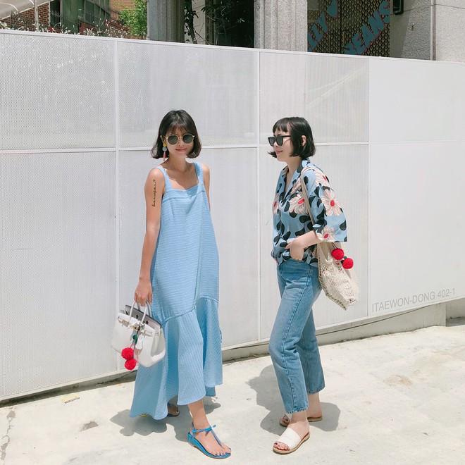 Chính ra càng diện đồ đơn giản lại càng đẹp, không tin bạn cứ ngắm loạt street style của các quý cô Châu Á tuần này - Ảnh 5.