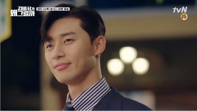 Nếu không đẹp trai thì chắc chẳng cô nào đổ nổi cách tỏ tình quái dị của Park Seo Joon - Ảnh 7.