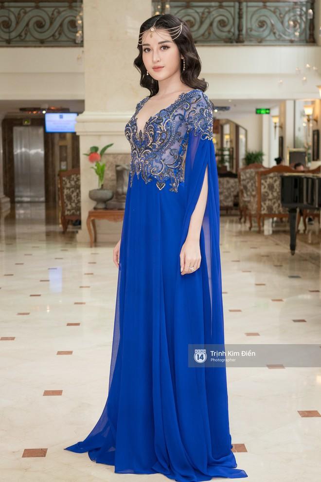 Ham hố chặt chém, Á hậu Huyền My trông như bạn cùng lứa với Hoa hậu Hà Kiều Anh - Ảnh 1.