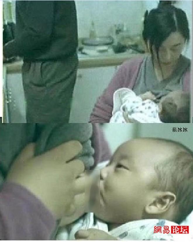 Sự thật về bức ảnh Phạm Băng Băng cho con riêng bú sữa bùng nổ mạng xã hội xứ Trung - Ảnh 2.