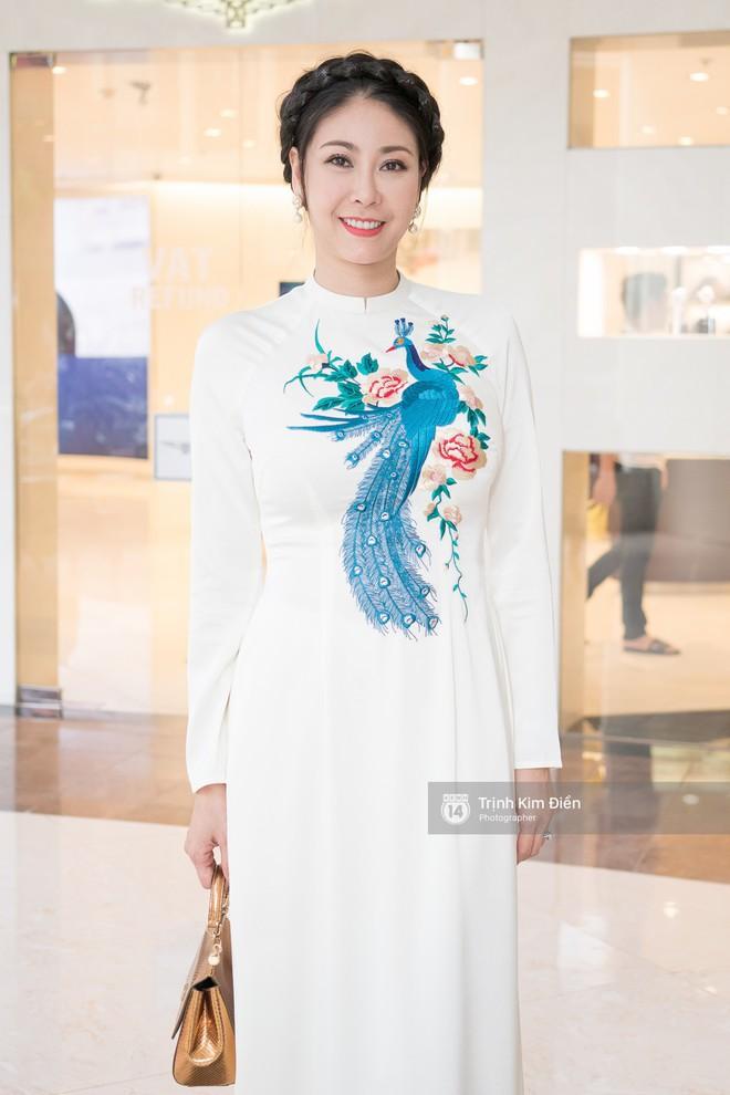 Ham hố chặt chém, Á hậu Huyền My trông như bạn cùng lứa với Hoa hậu Hà Kiều Anh - Ảnh 3.