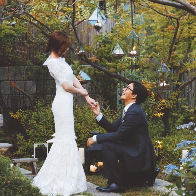 Những đám cưới có dàn khách mời khủng nhất xứ Hàn: Toàn minh tinh, Song Song không đọ được với Jang Dong Gun? - Ảnh 15.