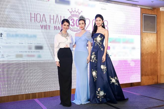 Ham hố chặt chém, Á hậu Huyền My trông như bạn cùng lứa với Hoa hậu Hà Kiều Anh - Ảnh 4.