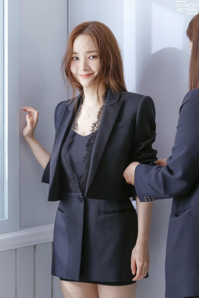 Ảnh hậu trường đẹp khó tin của đệ nhất dao kéo Park Min Young: Đẳng cấp còn hơn cả thần tiên tỉ tỉ - ảnh 5