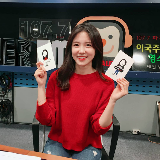 Nữ MC Hàn Quốc có nụ cười đổi đời tại World Cup 2014 giờ ra sao? - Ảnh 8.