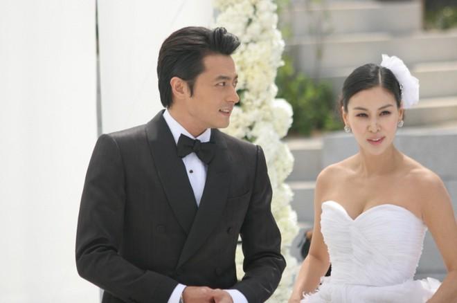 Những đám cưới có dàn khách mời khủng nhất xứ Hàn: Toàn minh tinh, Song Song không đọ được với Jang Dong Gun? - Ảnh 10.