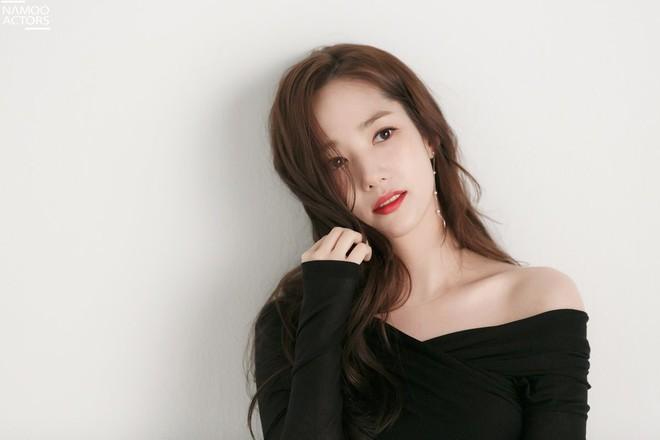 Ảnh hậu trường đẹp khó tin của đệ nhất dao kéo Park Min Young: Đẳng cấp còn hơn cả thần tiên tỉ tỉ - ảnh 10