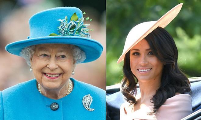 Meghan sẽ qua đêm cùng Nữ hoàng Anh tại nơi đặc biệt này, một ưu ái chưa từng có - Ảnh 1.